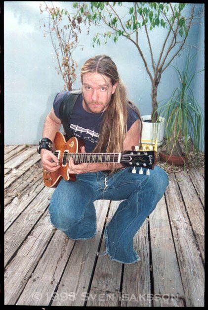 Zakk Wylde 1998