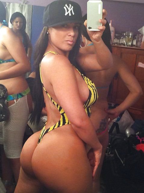 Amazing big booty latin babe karlota sweet 10