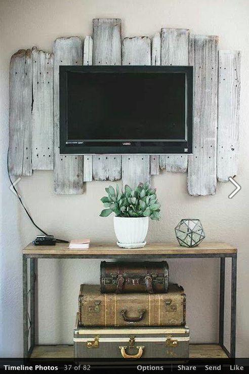 Antique living-room design.