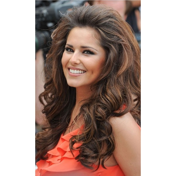 Cheryl Cole Wedding Hairstyle: Tonged Hair Styles, And Upstyles Images On