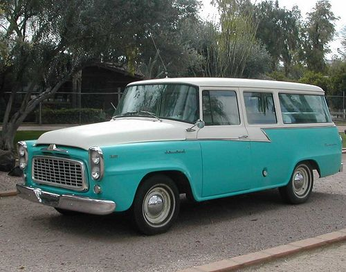 Antique International Harvester Wagon : Images about ih travelall on pinterest cars