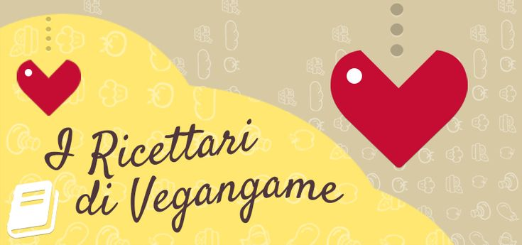 I Ricettari di Vegangame! <3  #ricettevegan #ricette #vegan #vegangame  Link a tutti i Ricettari: http://www.vegangame.it/i-ricettari-vegangame/i-ricettari-di-vegangame