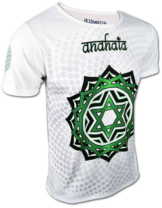 Aetherna - Anahata Chakra T-Shirt