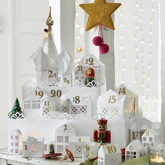 17 best images about diy calendrier de l 39 avent en papier carton on pinterest each day adult. Black Bedroom Furniture Sets. Home Design Ideas