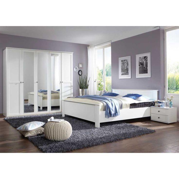 die besten 25+ moderne schlafzimmermöbel ideen auf pinterest ... - Schlafzimmer Set Modern