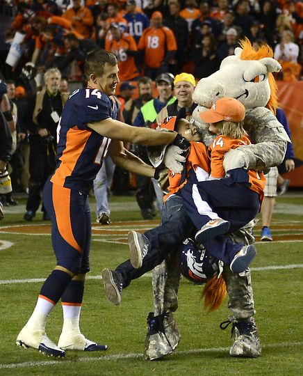 Denver News Mountain Lion: 126 Best Images About Miles The Denver Bronco Mascot On