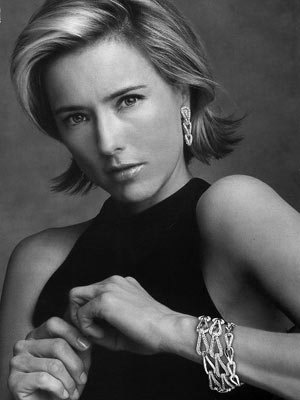 ACTORS IN BLACK AND WHITE. Tea Leoni - actress - born 02/25/1966 New York City, New York