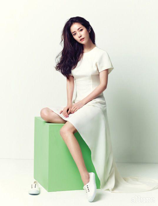 2014.04, Allure, Han Ji Min