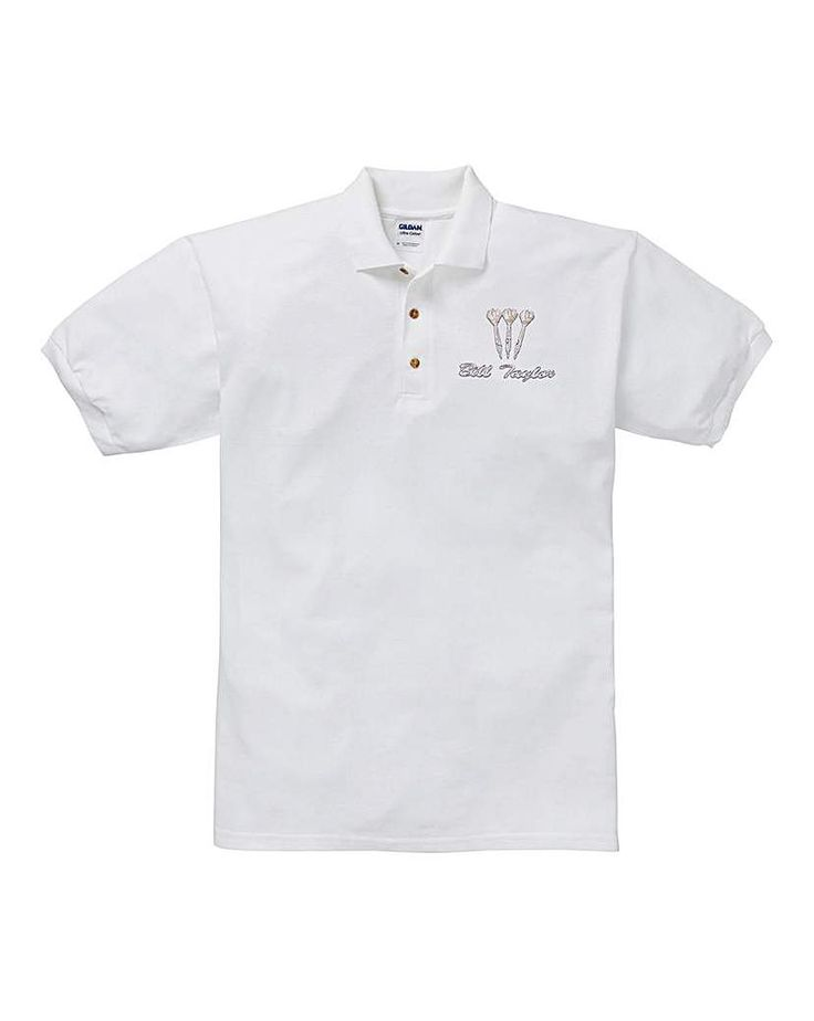 The Brilliant Gift Shop Personalised Darts Polo Shirt Personalise with name up to 12 letters. http://www.MightGet.com/january-2017-13/the-brilliant-gift-shop-personalised-darts-polo-shirt.asp