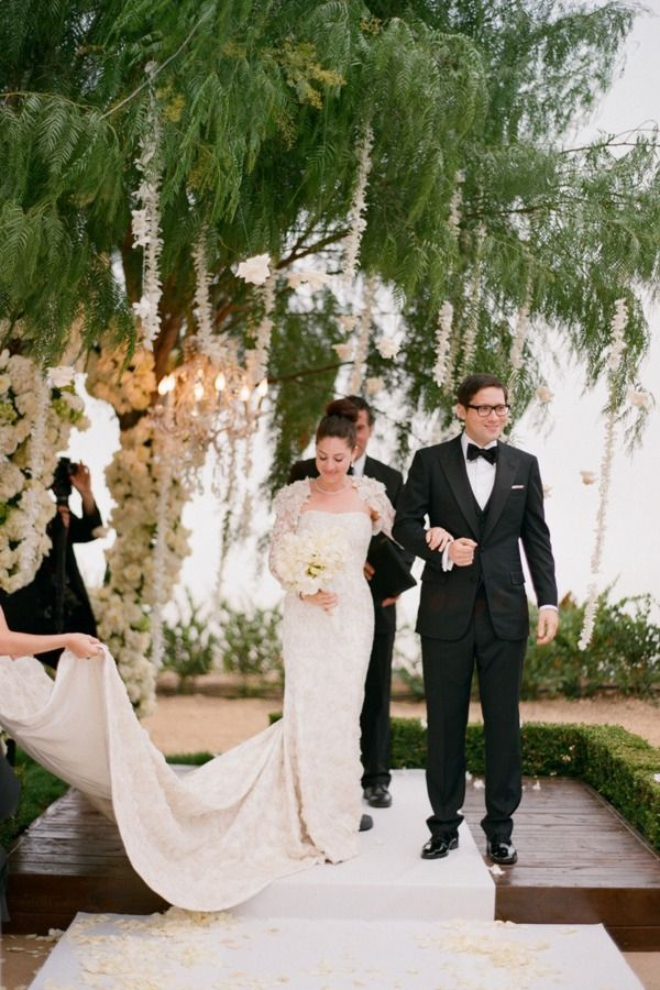 With gallery-worthy photography by Elizabeth Messina, florals by Mark's Garden, decor by Revelry Event Design and planning by the lovely Mindy Weiss, this celebration is the reason that I am obsessed with my job.
