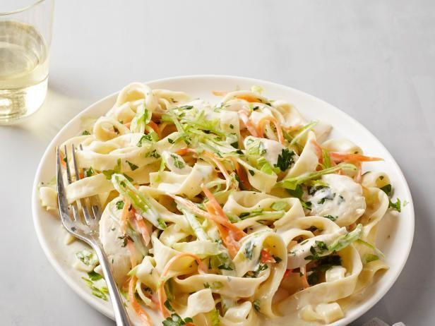 Get Food Network Kitchen's Creamy Chicken Pasta Recipe from Food Network