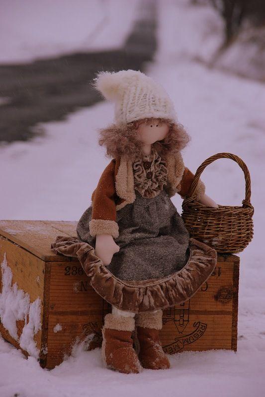 Colección de muñecas - 7 de mayo de 2013 - Tilda Doll. Todo sobre Tilda, Modelo, Clases magistrales.
