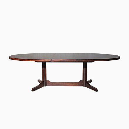 die besten 25 ovale esstische ideen auf pinterest ovaler k chentisch ovaler tisch und. Black Bedroom Furniture Sets. Home Design Ideas