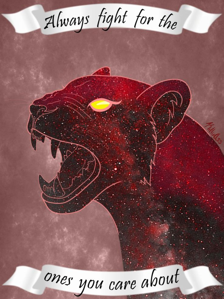 Always Fight For The Ones You Care About- Red Lion of Voltron