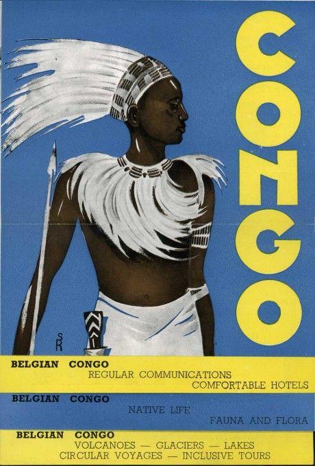 Belgian Congo At 1939 New York World's Fair