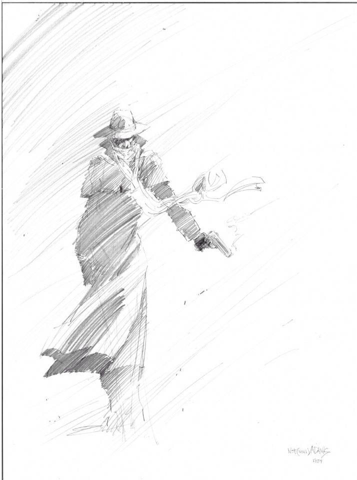 The Shadow by Arthur Adams