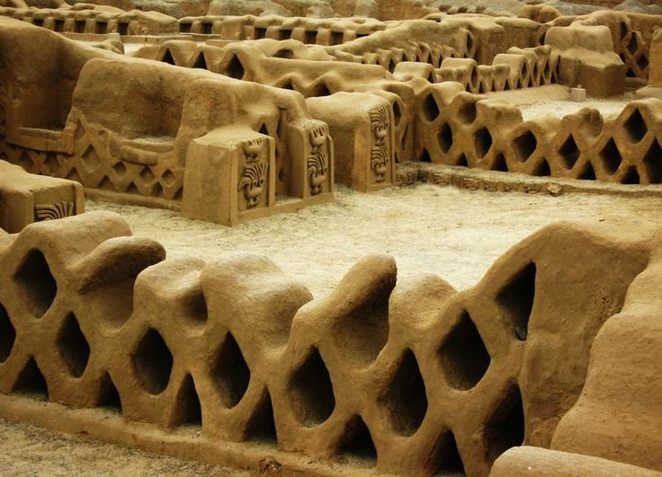 Chan Chan, The World's Largest Adobe City