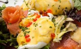 Up to 44% Off Weekend Brunch at Sal y Pimienta