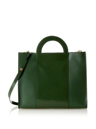 36% OFF Kate Spade Saturday Women's Cut-Out-Handle Satchel, Moss