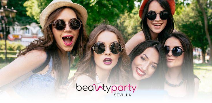 Beauty Party Sevilla. Diseño de logotipo y renovación de Identidad Corporativa | https://www.limagemarketing.es/diseno/beauty-party-sevilla-nueva-imagen/ | L'image Marketing | Agencia de Publicidad y Comunicación | Sevilla