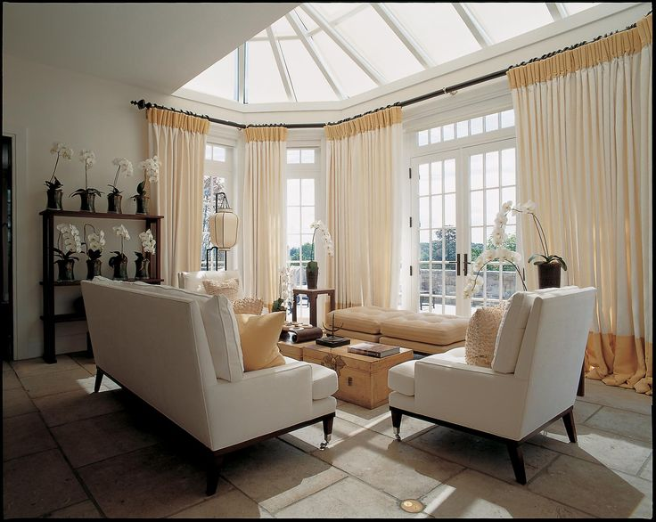 Sunroom cum living room kelly hoppen interiors living - Kelly hoppen living room interiors ...