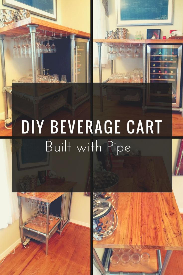 8 best DIY Entertainment Center images on Pinterest | Pipes, Diy ...