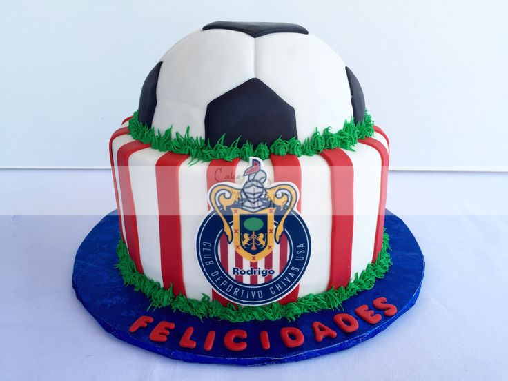 Chivas birthday cake | Cakes and More by Nora