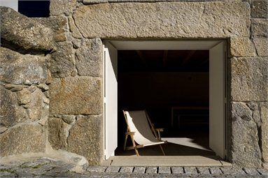 Casa Clara - Vilar - Castro Daire, Portogallo - 2008 - BICA Arquitectos