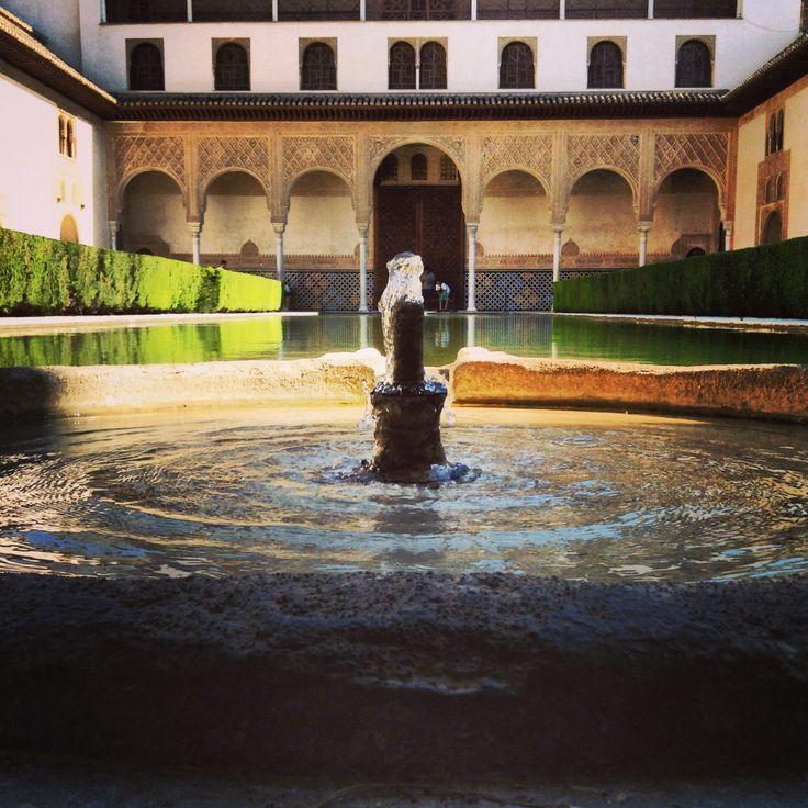 Alhambra, Granada. Luglio 2013