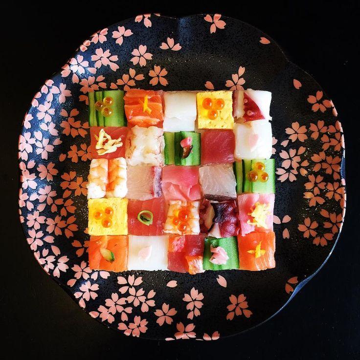 余りものでもOK!「水玉ちらし寿司」はくり抜くだけで主役級のお花見弁当♩ - macaroni