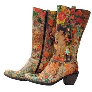 Michal Negrin boots