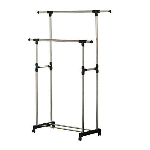 Pinty Double Adjustable Portable Clothes Rack Hanger Exte... https://www.amazon.com/dp/B017R13G8M/ref=cm_sw_r_pi_dp_x_yMv6xb4NH9Y7A