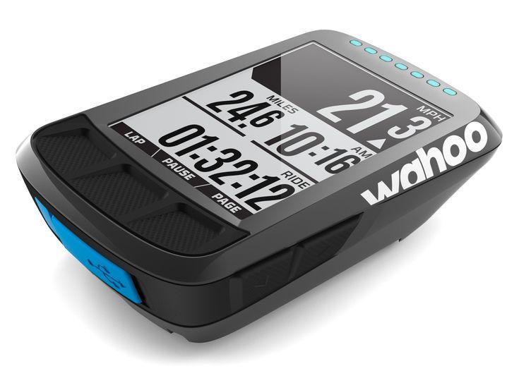 Wahoo Fitness ELEMNT BOLT - GPS Fahrrad-Computer Keine Sekunde verschenken... Was unterscheidet den ELEMNT BOLT vom klassischen ELEMNT GPS Computer? Der BOLT ist durch seine aero-dynamische Bauweise etwas kleiner und leichter, hat ein kleineres Display, nur eine LED-Zeile. Der Akku hat ca. 15h Laufzeit (statt 17 h). Alle elektronischen Features und Funktionen sind ansonsten gleich wie bei seinem größeren Bruder.
