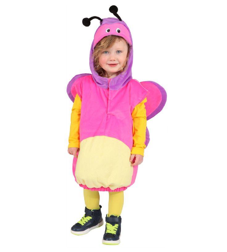 Kinderkostüm Schmetterling ...zu kaufen unter www.karneval-feuerwerk.de ... we love it