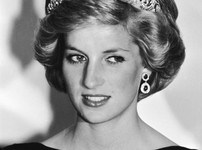 Принцесса Диана: история в фотографиях   Marie Claire