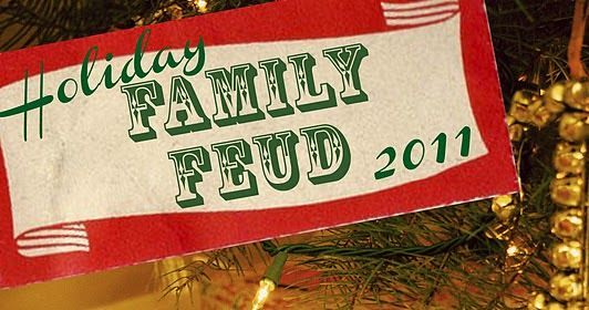 Thank you to all you Pinterest Lovers!  My Holiday Family Feud Game has reached 127,000 page views  {**as of November 26, 2013} from ...
