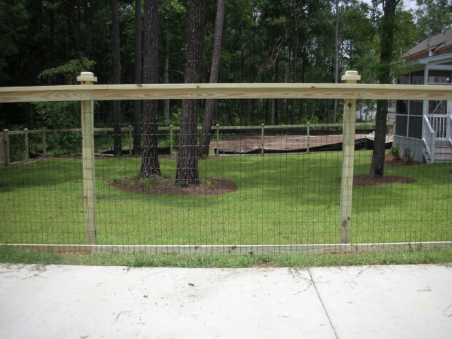 i want this fence in my backyard good for holding in dogs and kids