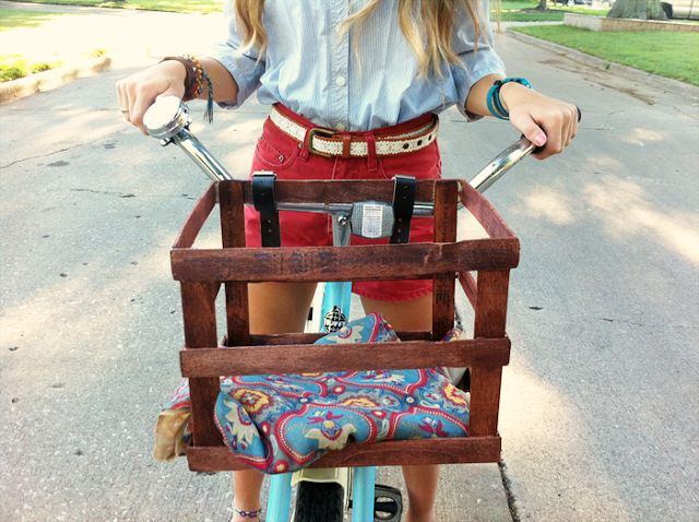 always rooney: Ways to add some summer to your bike