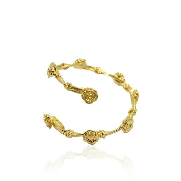 DANIELLE ROSE THORN Bangle - Gold