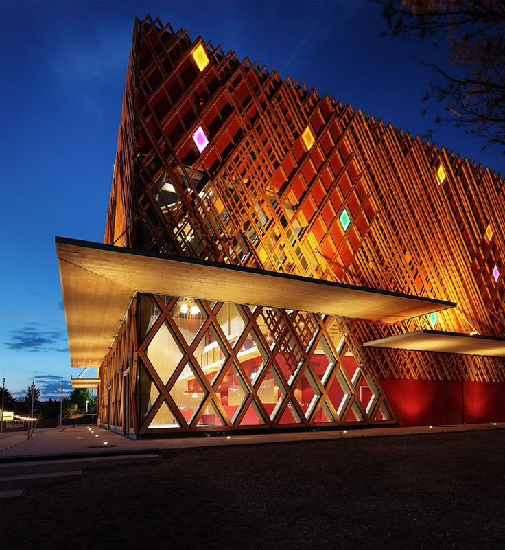 A+ architecture: jean-claude carriere theatre, montpellier  - designboom   architecture & design magazine