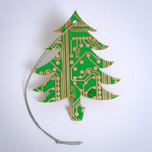 Motherboard Christmas Ornaments: Christmas Decoration, Holidays Decoration, Motherboard Christmas, Diy'S Christmas, Christmas Trees Decoration, Diy'S Ornaments, Christmas Ornaments, Christmas Trees Ornaments, Christmas Diy'S