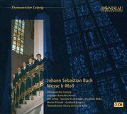 Johann Sebastian Bach: Messe h-Moll [CD]