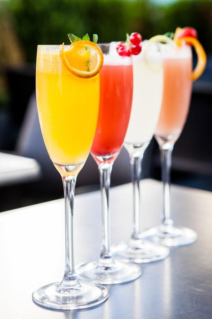 Image result for mimosas bellinis