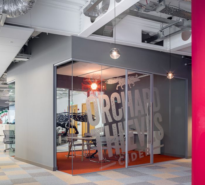 456 best images about arch offices meeting room on for Interior design agency dublin
