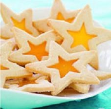 4th July star cookie tutorial