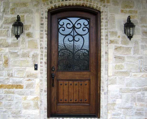 Best 25 Iron Front Door Ideas On Pinterest Wrought Iron