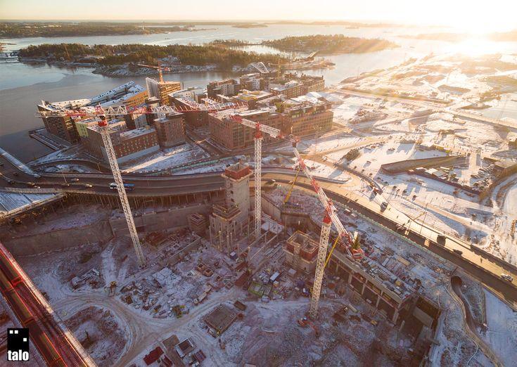 Taloforum.fi • katso viestiketjua - Kalasataman keskuskortteli