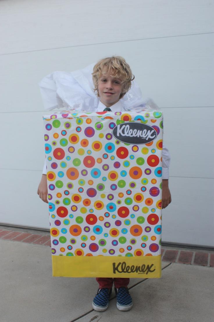 Human Sized Kleenex 174 Tissue Box Yes Please Kleenex