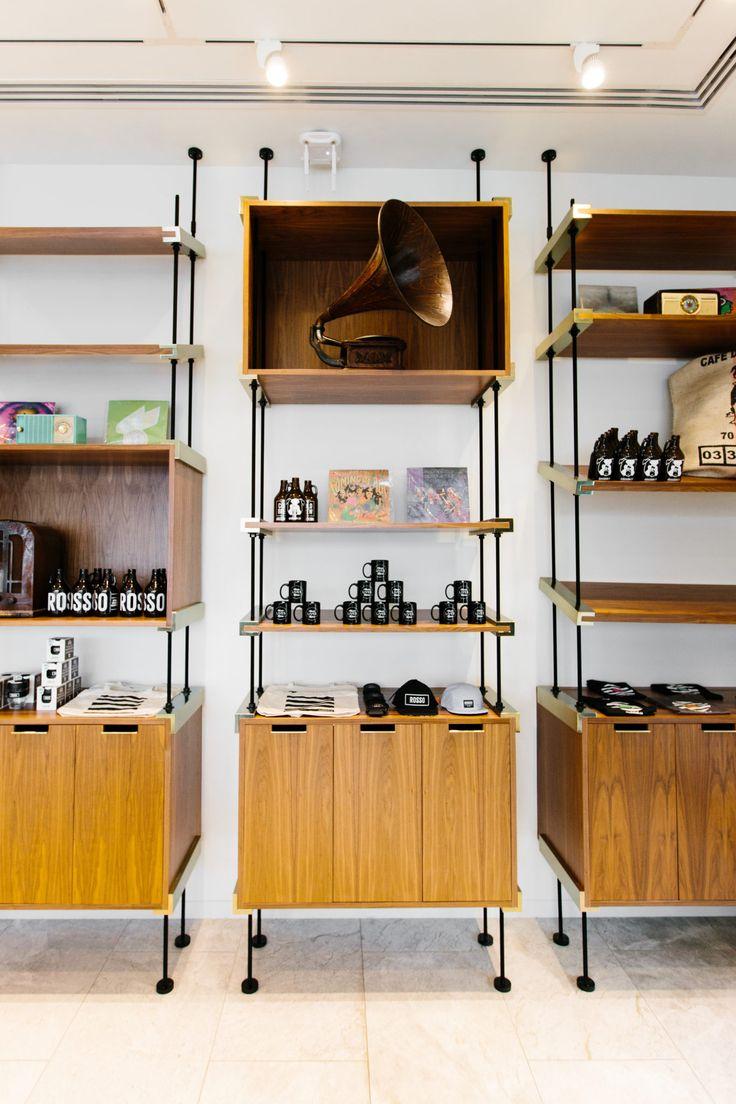 Rosso Coffee, National Music Centre   Holland Design