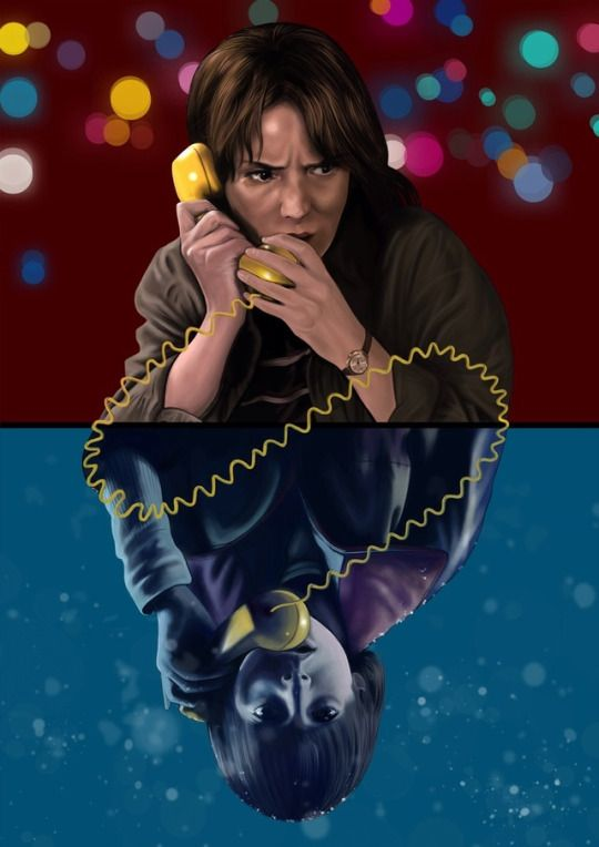 'Stranger Things' by Jemma Klein